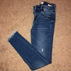 Dark Wash Jeans (Pacsun)